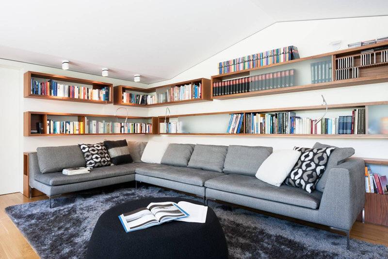Diy Floating Shelves Corner