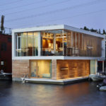 This Floating Home Lives On A Lake In Seattle