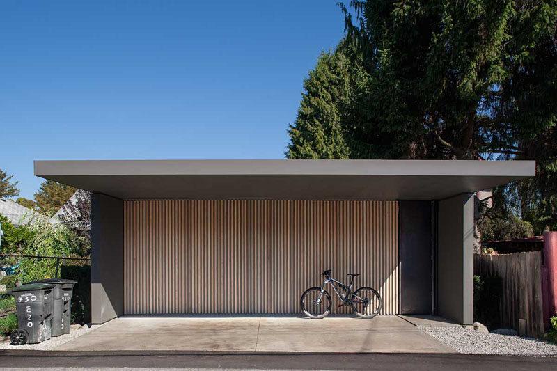 18 Inspirational Examples Of Modern Garage Doors Designer Magida