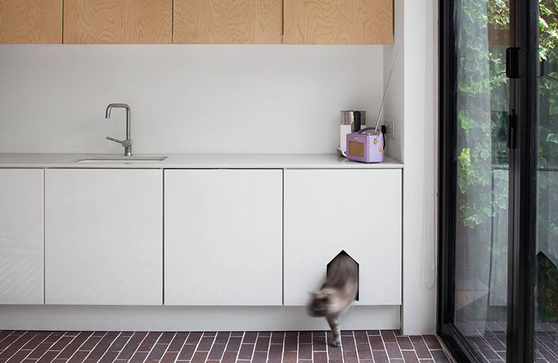10 Ideas For Hiding Your Cats Litter Box A Cut Out In One Of