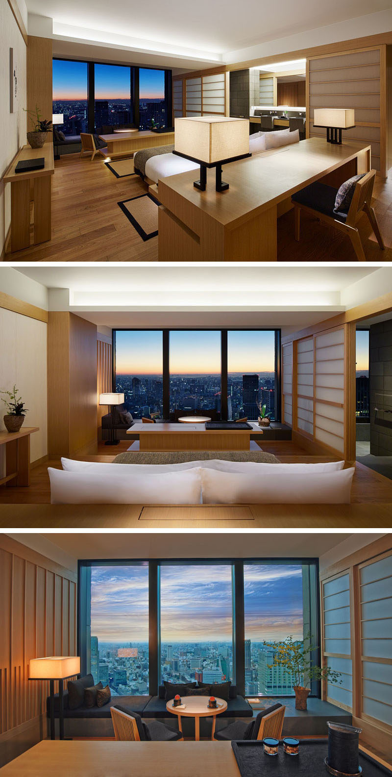 Interior Design Culture how-to mix contemporary interior design with elements of japanese