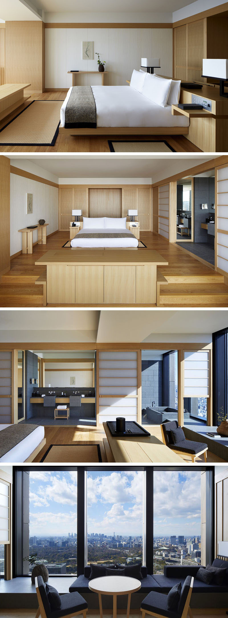 Hotel Room Designs: How-to Mix Contemporary Interior Design With Elements Of