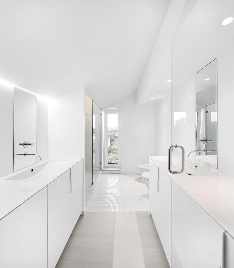 48 Ideas For Creating A Minimalist Bathroom CONTEMPORIST Gorgeous Bathroom Design Colors Minimalist