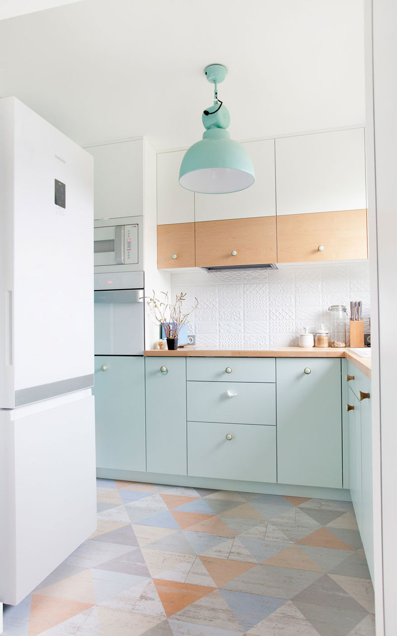 8 Ideas For Introducing Pastels Into Your Interior | CONTEMPORIST