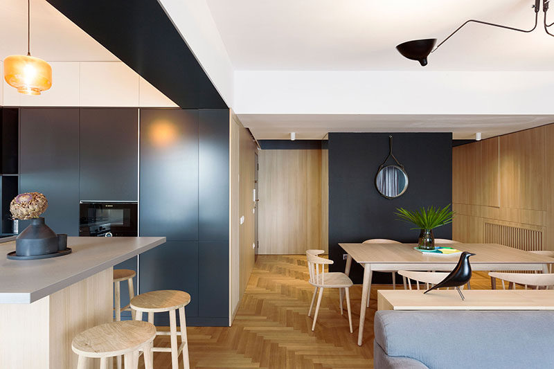 Design Idea Build A Small Wall As A Room Divider CONTEMPORIST