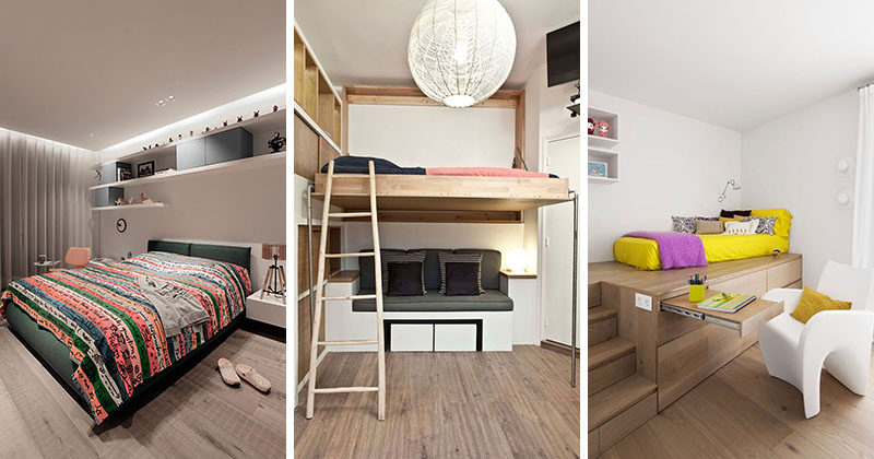 14 Inspirational Bedrooms For Teenagers