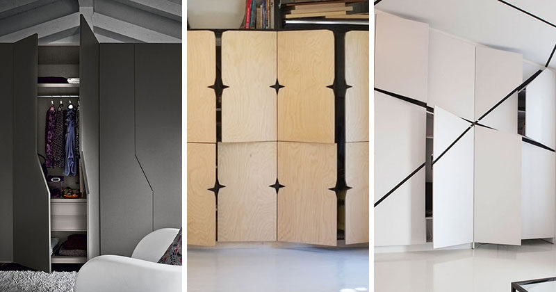 5 Ideas For Unconventional Cabinet Door Designs