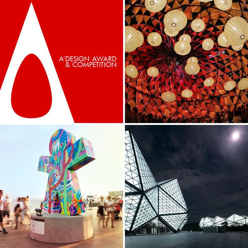 Top 20 A' Design Award Winners