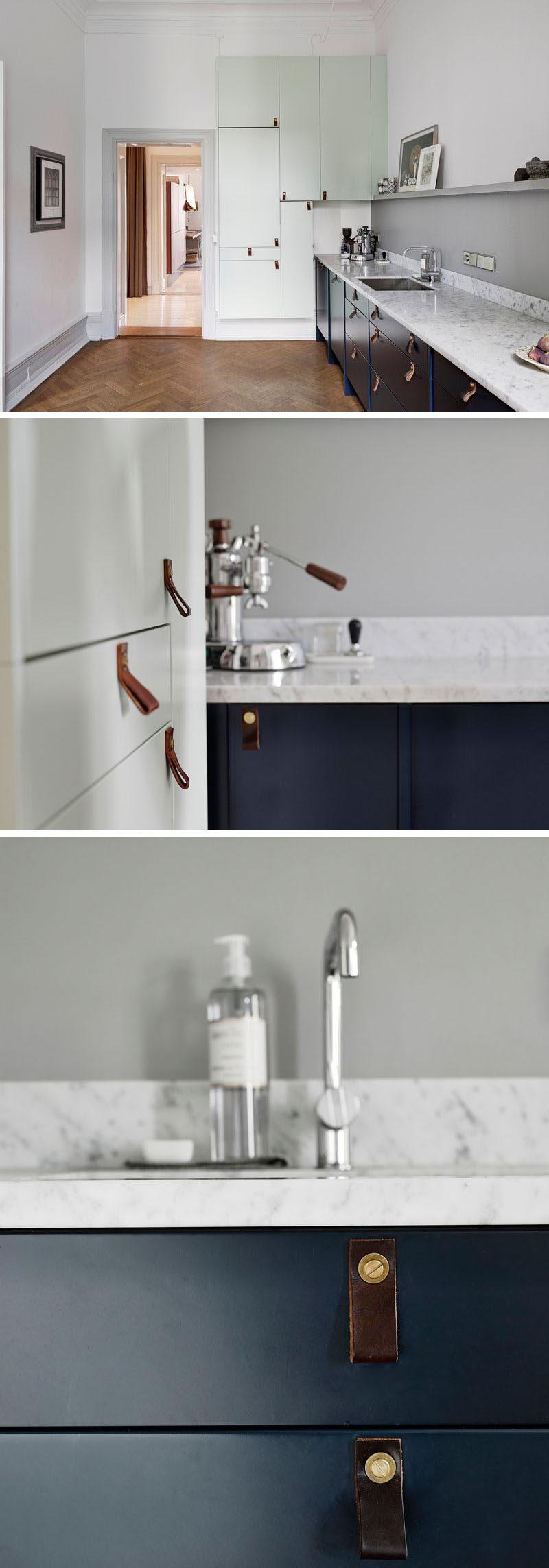 Kitchen Design Idea - Cabinet Hardware Alternatives | CONTEMPORIST