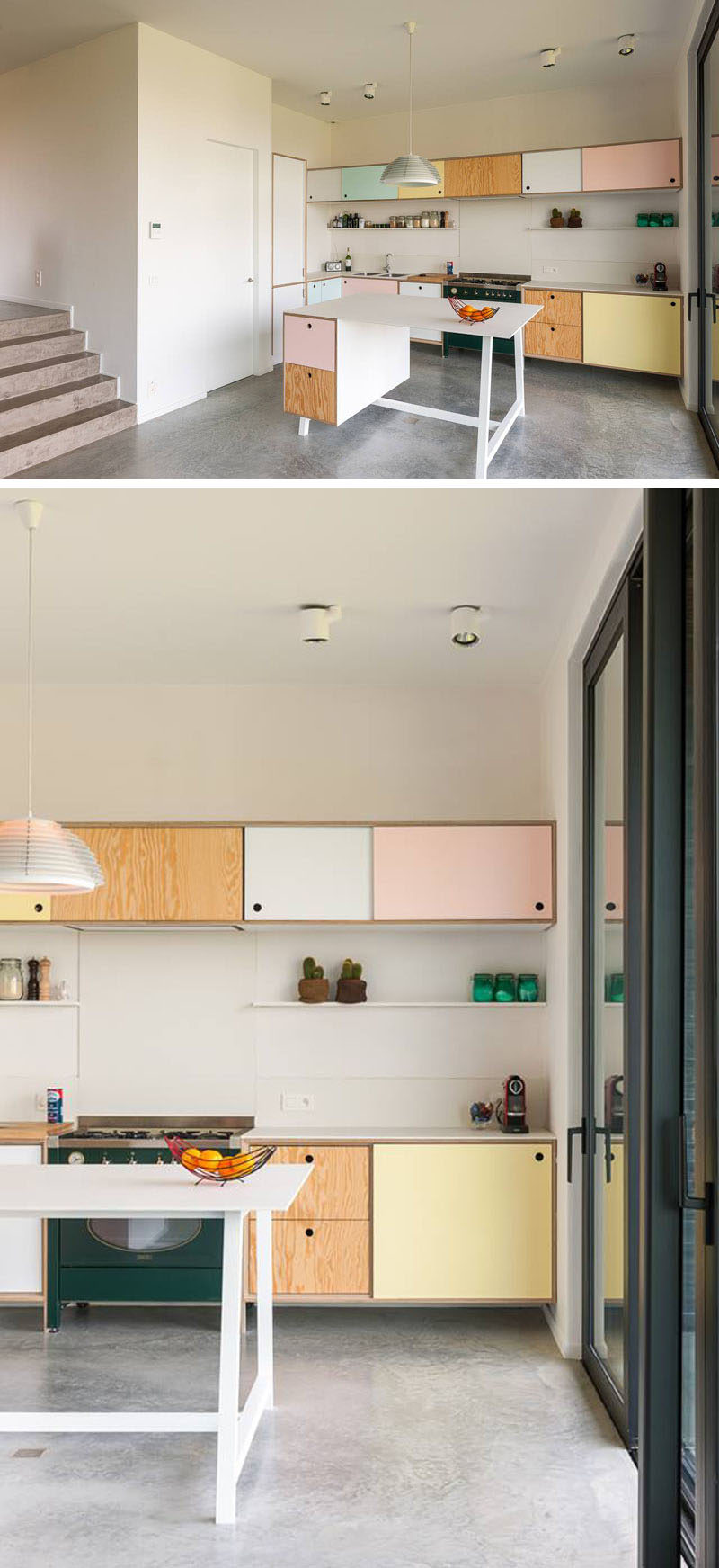 Simple Kitchen Design Idea Cabinet Hardware Alternatives Cut Outs Cut outs can