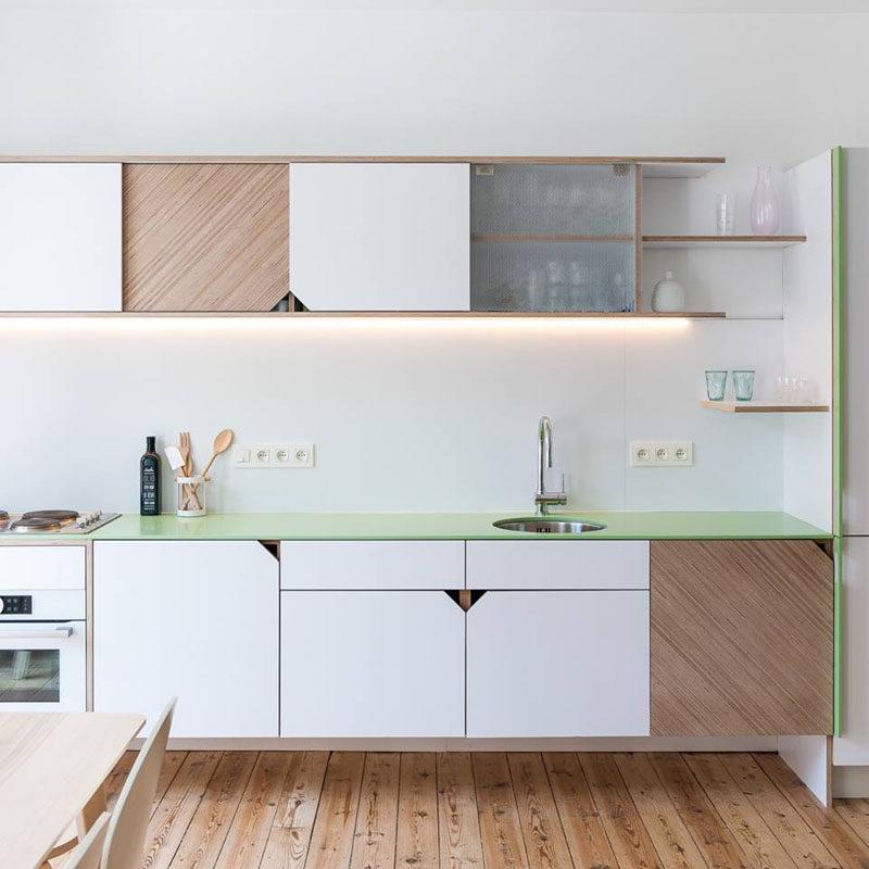 Kitchen Design Idea - Cabinet Hardware Alternatives ...