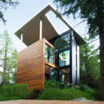 A House Designed For A Sculptor