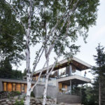 This House In Canada Was Designed To Enjoy Views Of The Forest And The River