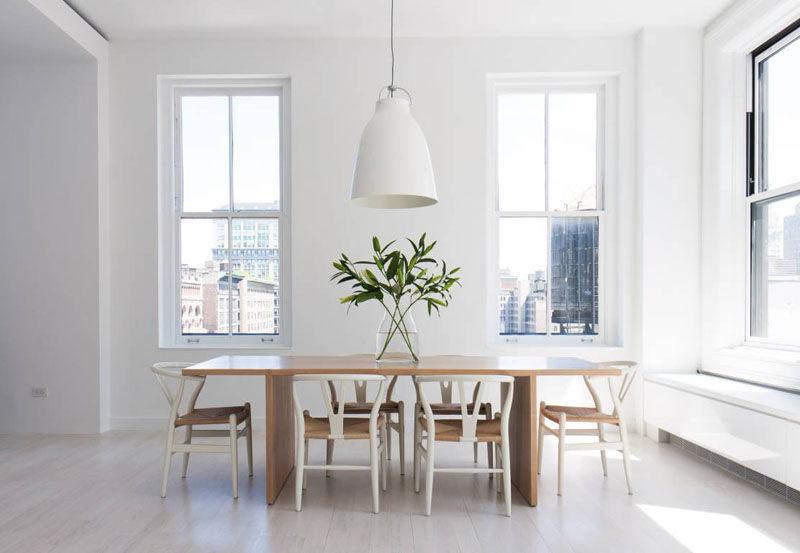 Lighting Design Idea - 8 Different Style Ideas For Lighting Above Your Dining Table