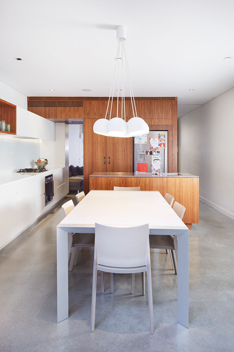 8 Lighting Ideas For Above Your Dining Table // Cluster    Hanging A Number