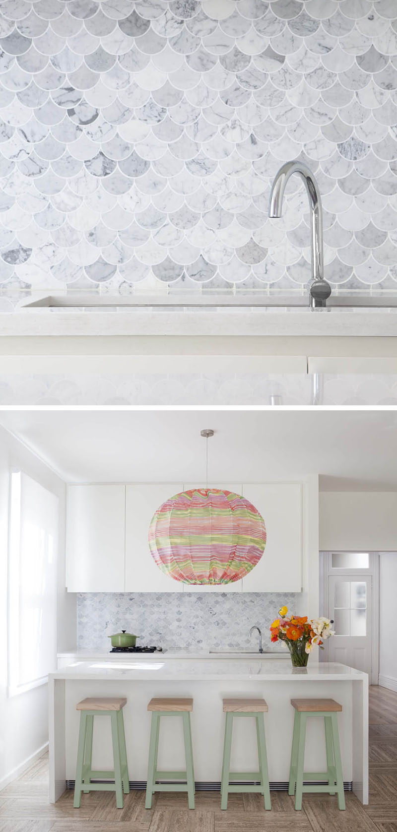 Fish tiles bathroom - Second They Re An Easy Way To Inject A Bit Of Fun Into Your Wall Tile