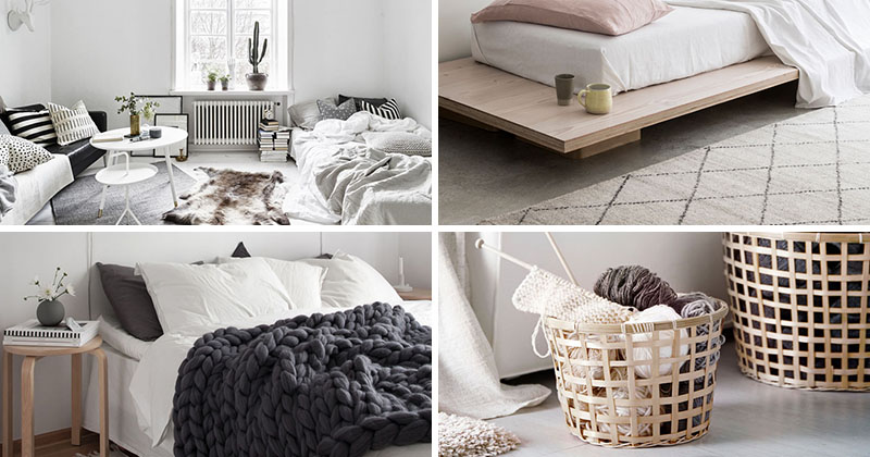 Apartment Decor Idea - 8 Ways To Decorate With Textiles