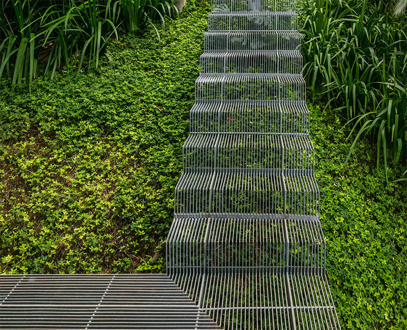 Landscape Design Idea Install Low Impact Stairs For When You Don T Want To