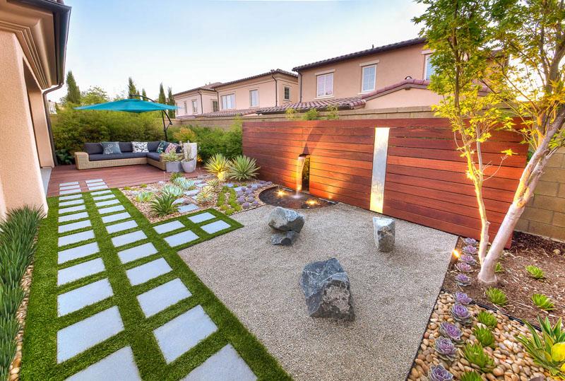 howto design a zen garden
