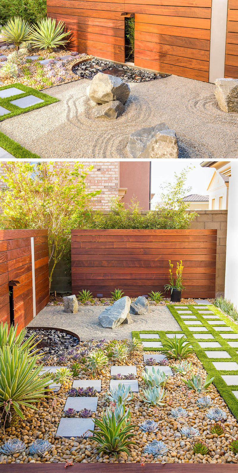 8 elements to include when designing your zen garden contemporist - Critical elements for a backyard landscaping ...