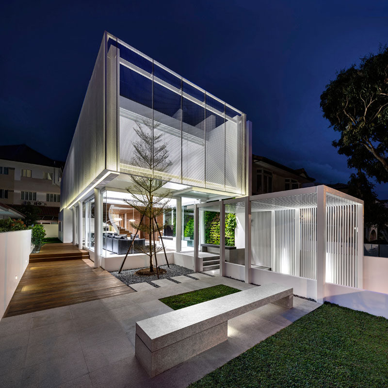 The Greja House by Park + Associates