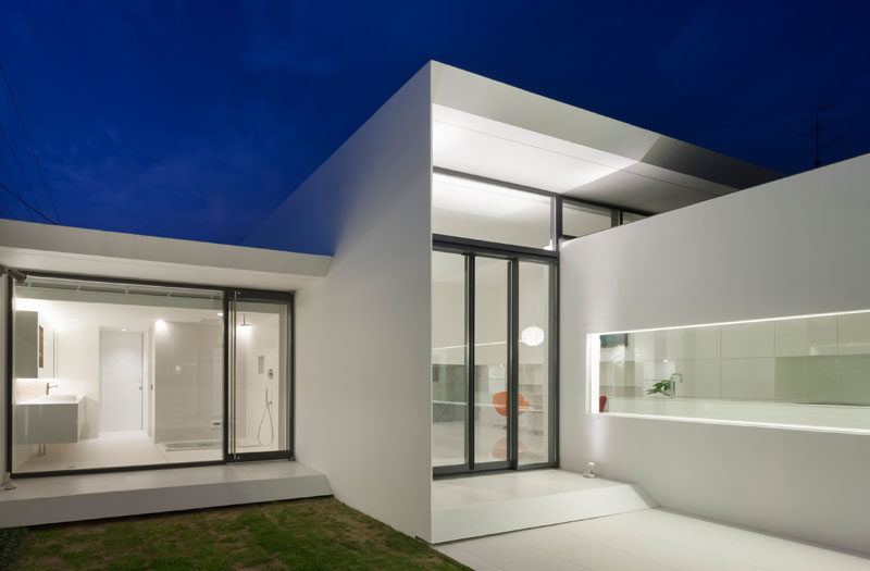 The House for Contemporary Art Residence by Ryumei Fujiki + Yukiko Sato / F.A.D.S