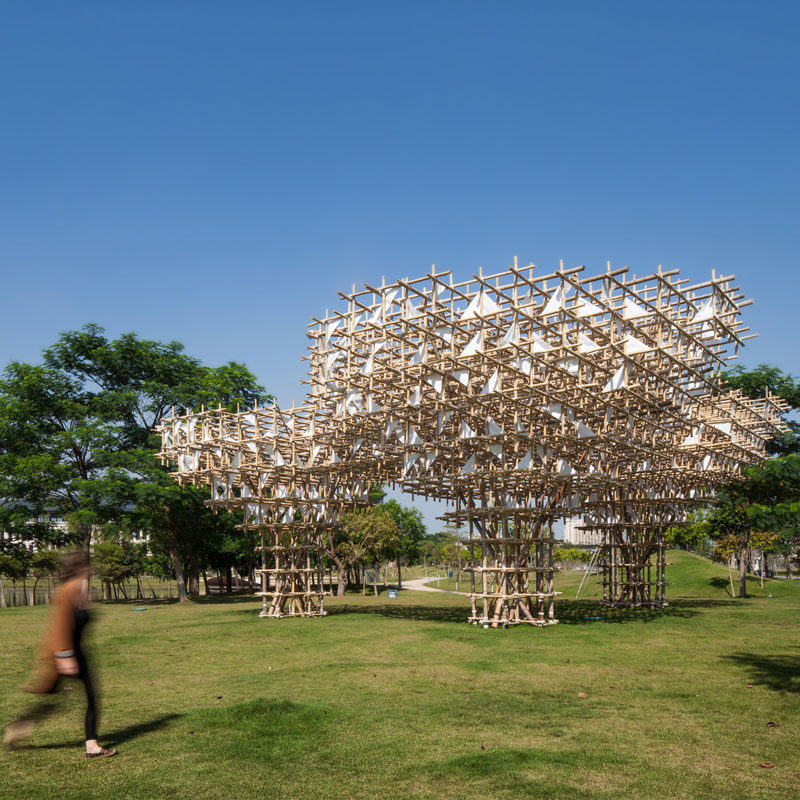 Treeplets Public Leisure by Joao O & Rita Machado