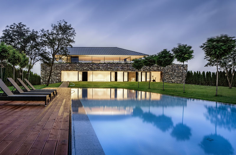 Observation house Home by I/O architects