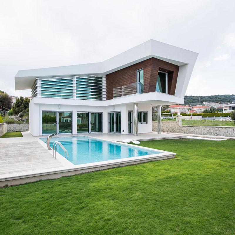 IF Summer House by Noyan Vural/Noyan Vural Architecture