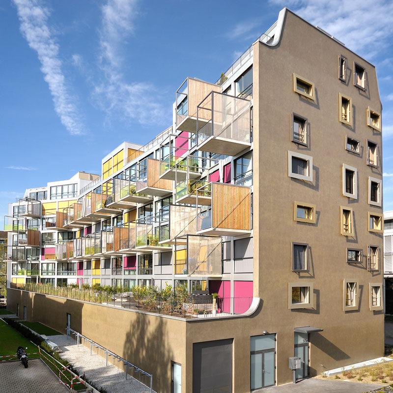K.I.S.S. Residential Development by Evolution Design