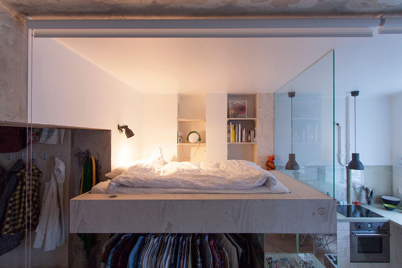 This Architect Made A Small Apartment Liveable By
