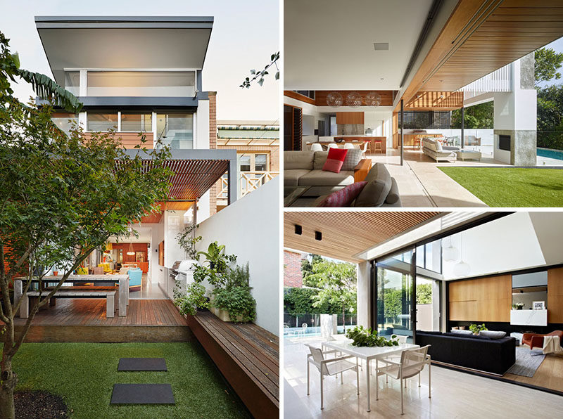23 Awesome Australian Homes To Inspire Your Dreams Of ... on Garden Houses Outdoor Living id=25598