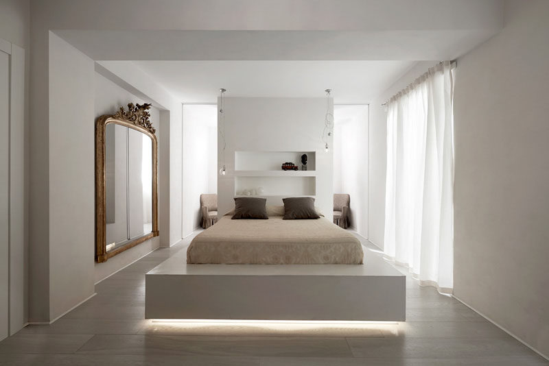 Bedroom design ideas 8 ways to decorate the wall above your bed built