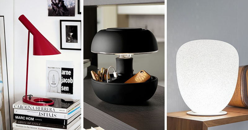 19 Bedside Table Lamps To Dress Up Your Bedroom