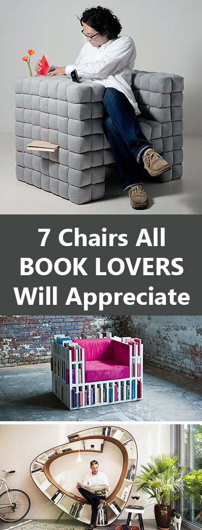 7 Chairs All Book Lovers Will Appreciate