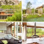 This Riverside House Lives Among The Hills Of Montana