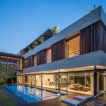 The Secret Garden House By Wallflower Architecture + Design