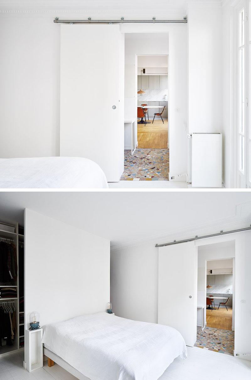 Interior Design Ideas - 5 Alternative Door Designs For Your Doorways / Sliding Barn Doors