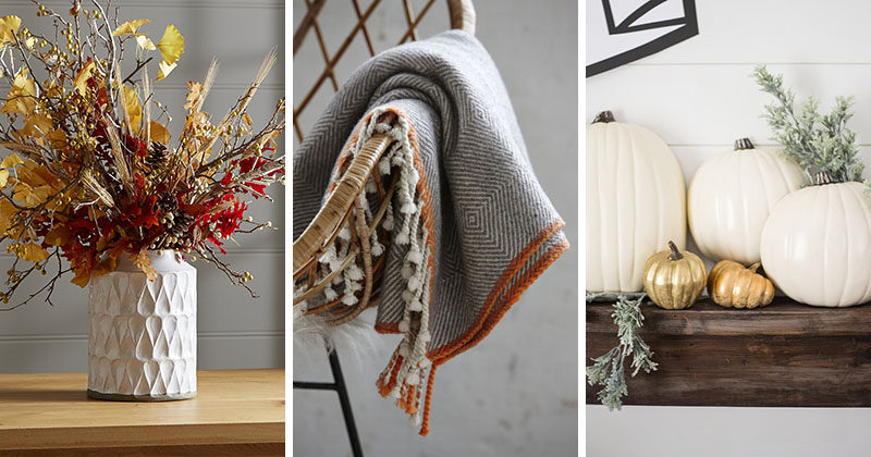 8 Ideas For Bringing Fall Decor Into Your Home