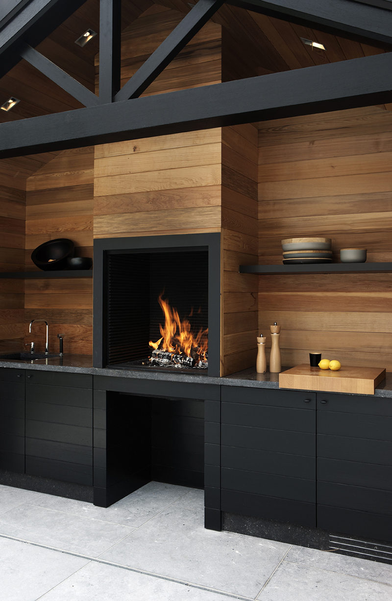 Kitchen Design Idea - Include A Built-In Wood Fire Oven In ...