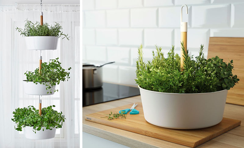 Easy Indoor Gardening Ideas Part - 45: Indoor Garden Ideas - Hang Your Plants From The Ceiling U0026 Walls // These  Planters