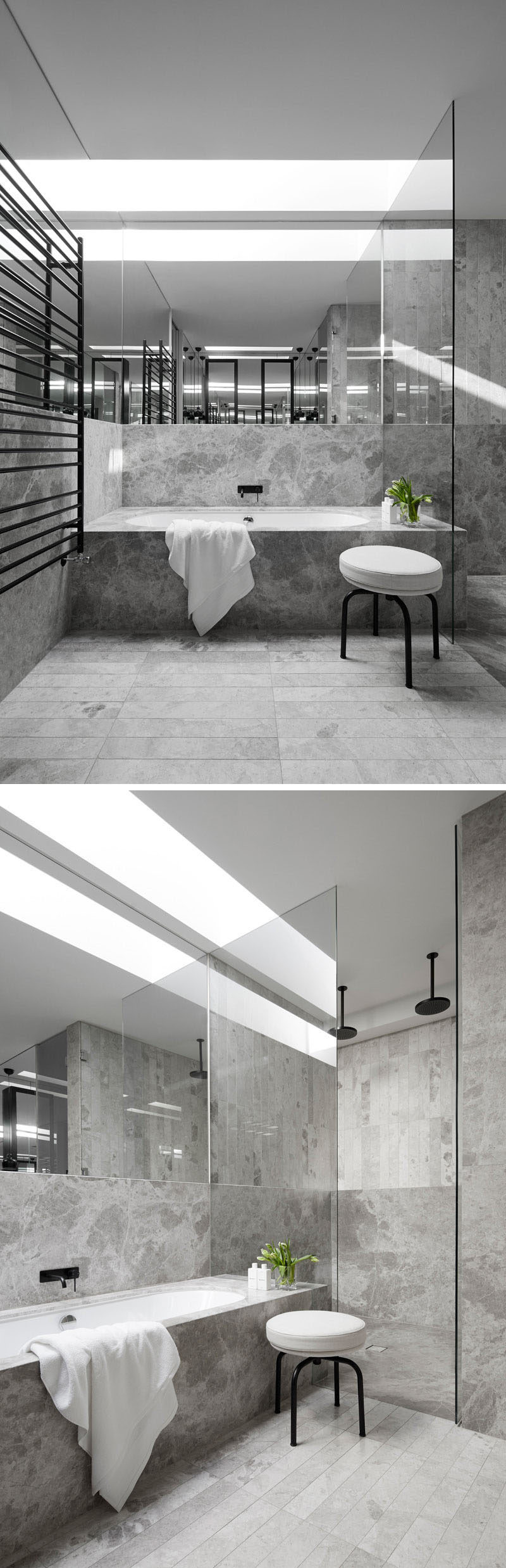 Bathroom Design Idea - 5 Ideas For Adding Marble To Your Bathroom