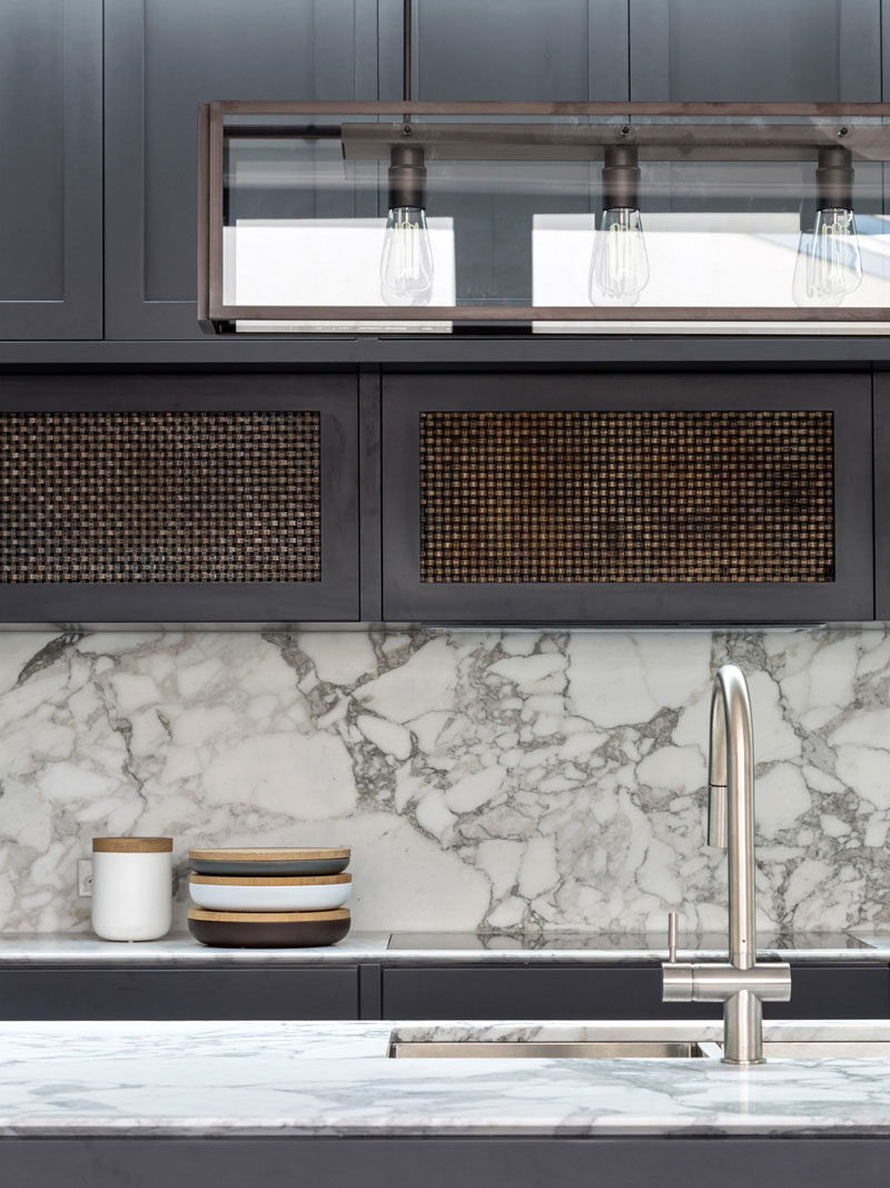 3 ways to add marble in your kitchen contemporist kitchen design idea how to add marble in your kitchen there s an industrial