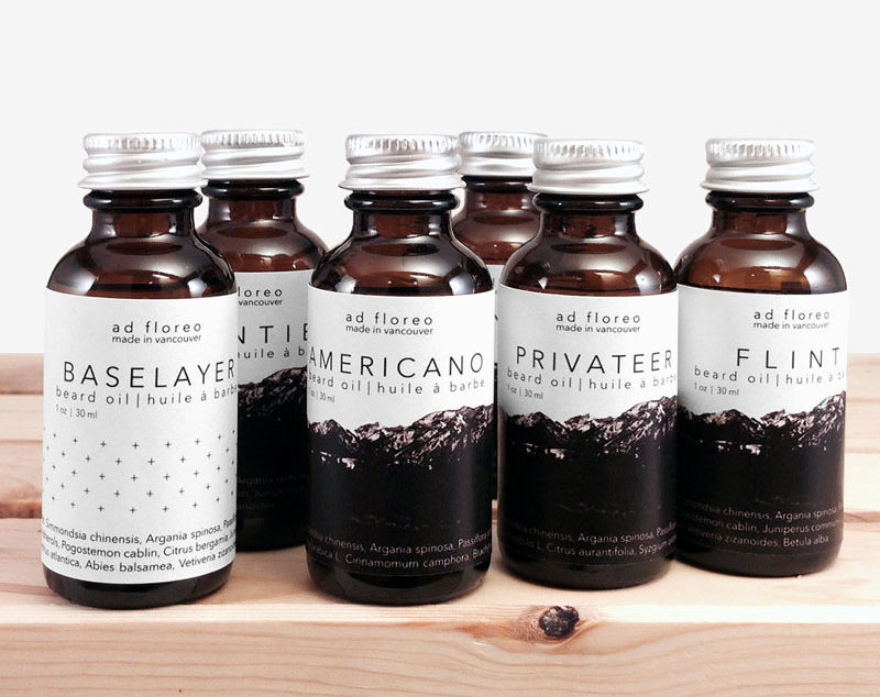 The Ultimate Gift Guide For The Modern Man (40+ Ideas!) // Scented Beard Oil