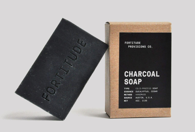 The Ultimate Gift Guide For The Modern Man (40+ Ideas!) // Charcoal Soap