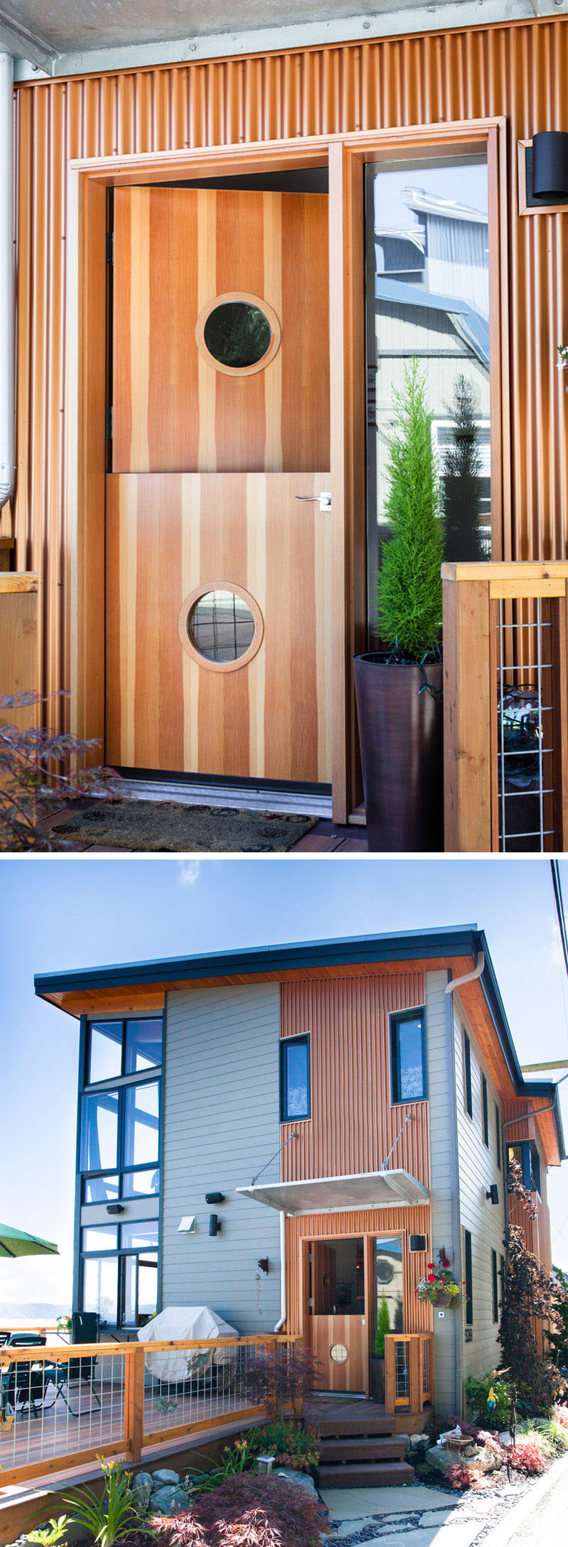 Merveilleux Door Design Ideas   9 Examples Of Modern Dutch Doors // Various Shades Of  Wood
