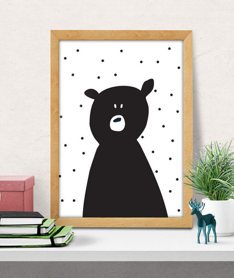 15 Modern Nursery Art Prints To Dress Up Your Child's Walls