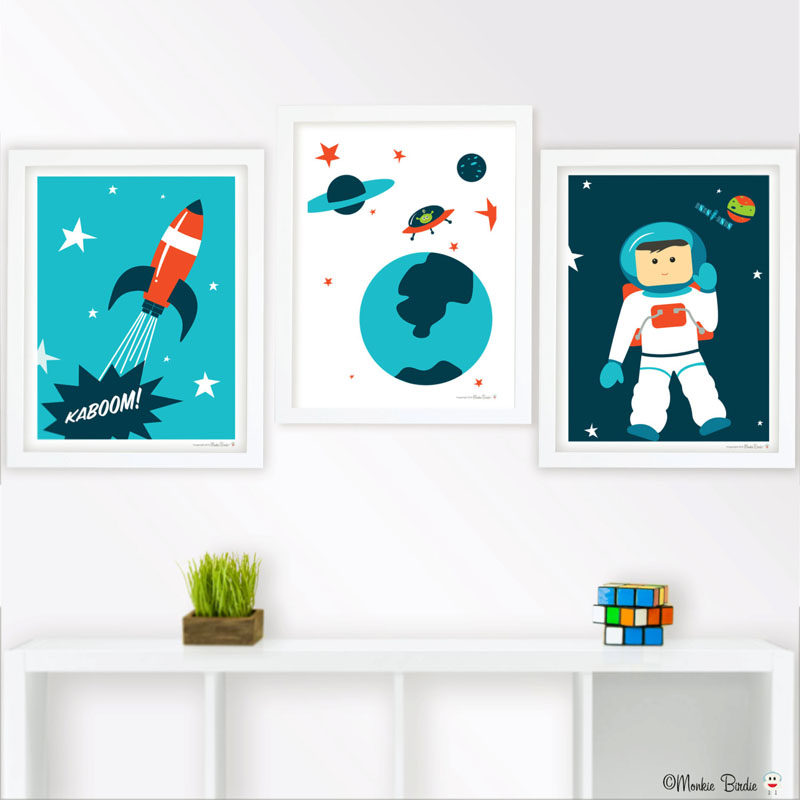 15 Modern Nursery Art Prints To Dress Up Your Child S Walls