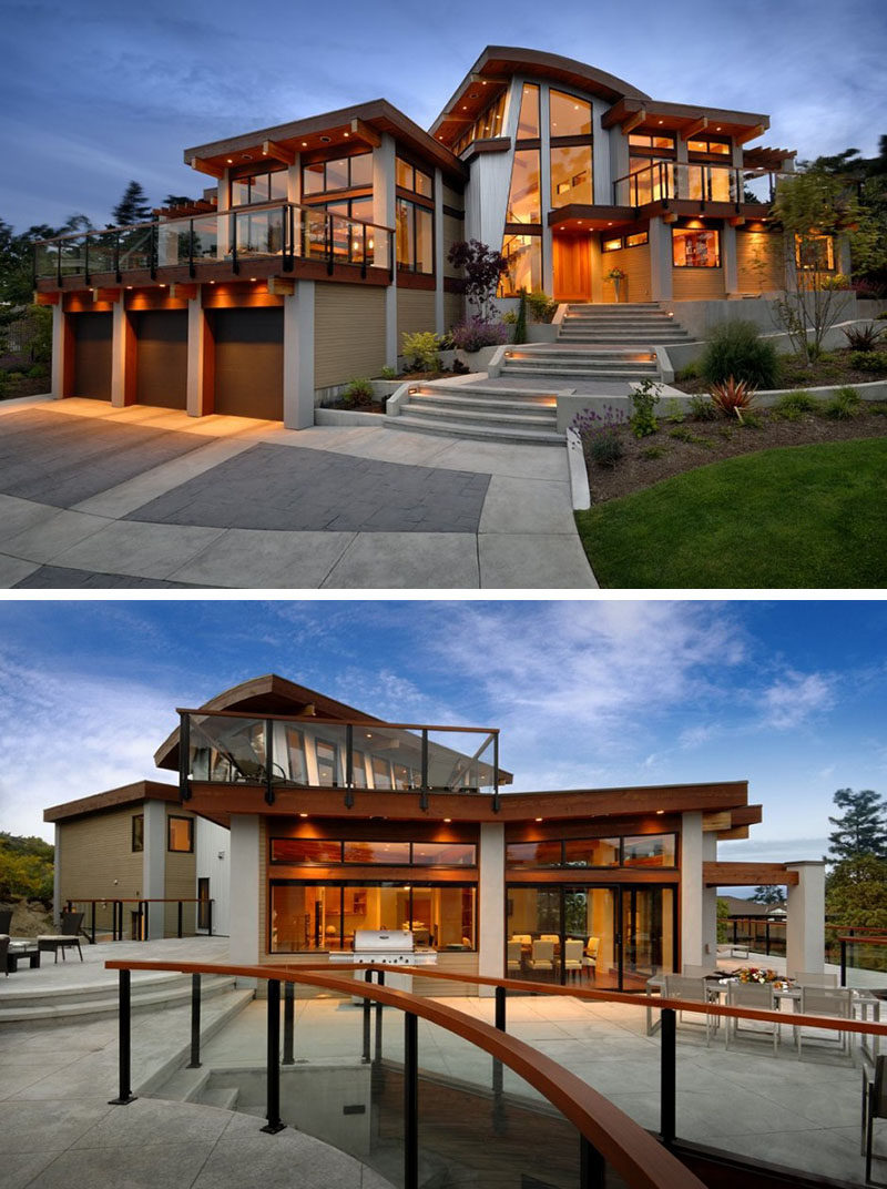 20 awesome examples of pacific northwest architecture for House style examples