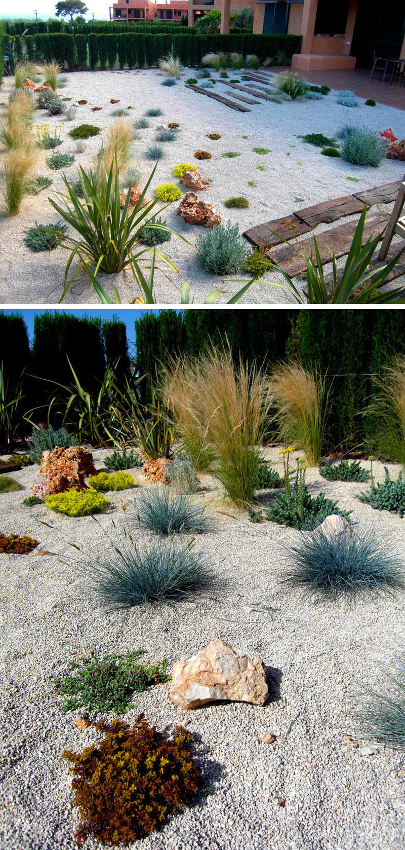 11 Inspirational Rock Gardens To Get You Planning Your ... on Backyard Rocks  id=15924